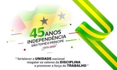 STP, independência