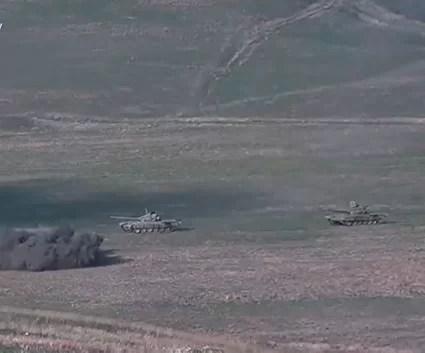 Azerbaijão Nagorny Karabakh
