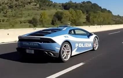 Video Policia Italia