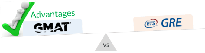GMAT vs GRE - GMAT Advantage