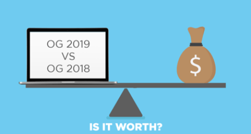 GMAT Official Guide 2019 vs GMAT OG 2018 Review