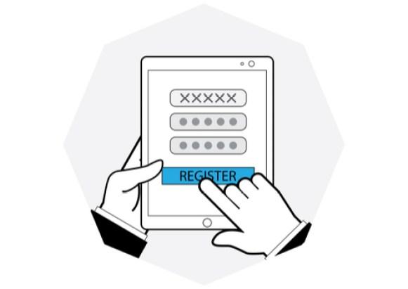 gmat registration process 2018