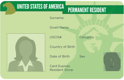 work after mba in US green card