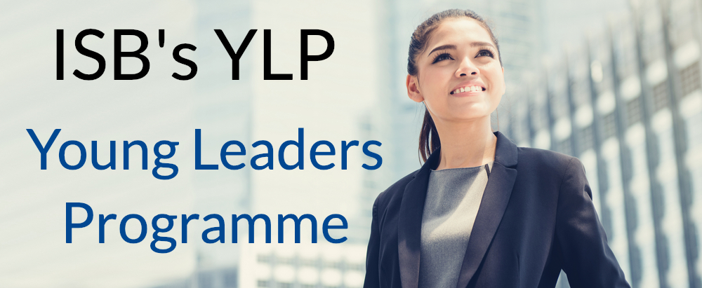 ISB YLP   ISB Young Leaders Programme