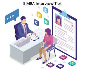 mba interview tips and questions