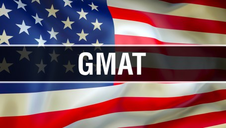 average GMAT scores of US business schools