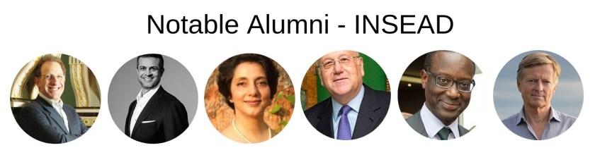 INSEAD MBA Program - Alumni
