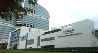 INSEAD MBA Program - Singapore Campus