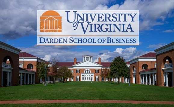 Darden School of business mba program