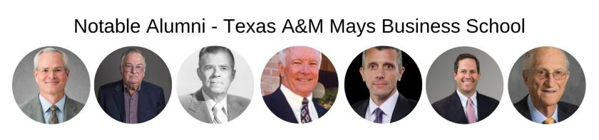 Mays Business School - Mays MBA Program Notable Alumni