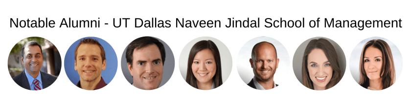Naveen Jindal School of Management - UT Dallas MBA Program - Notable Alumni