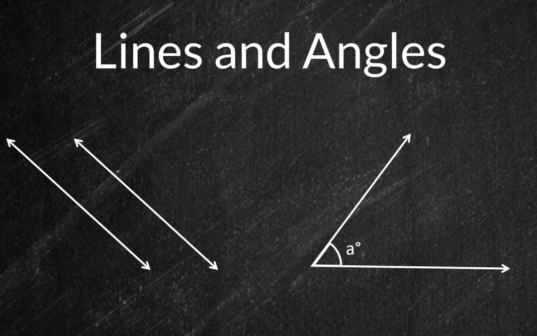Lines and Angles – Properties and their Application