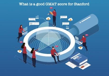 good GMAT score Stanford GSB
