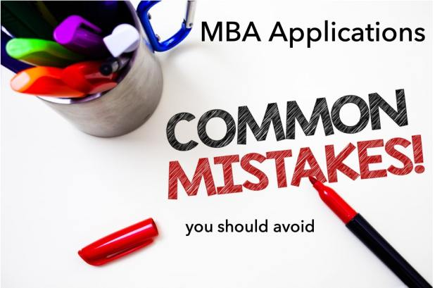 mba application mistakes you should avoid