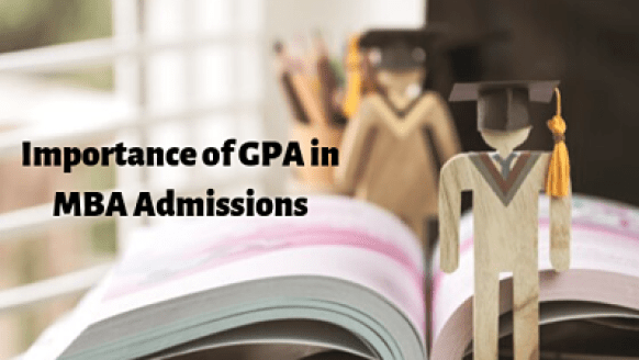 Importance of GPA in MBA Admissions