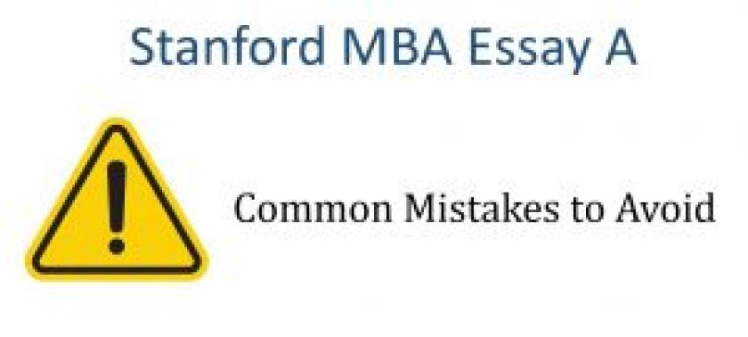 Common mistakes to avoid in Essay A