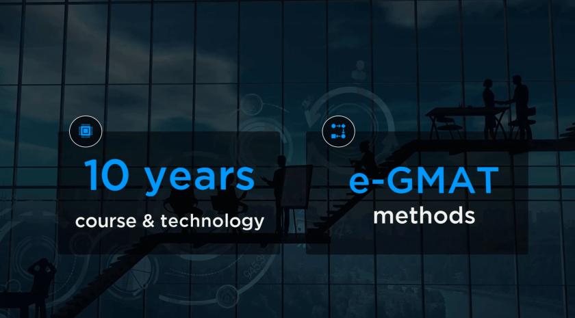 e-GMAT - Technology and Methods power success