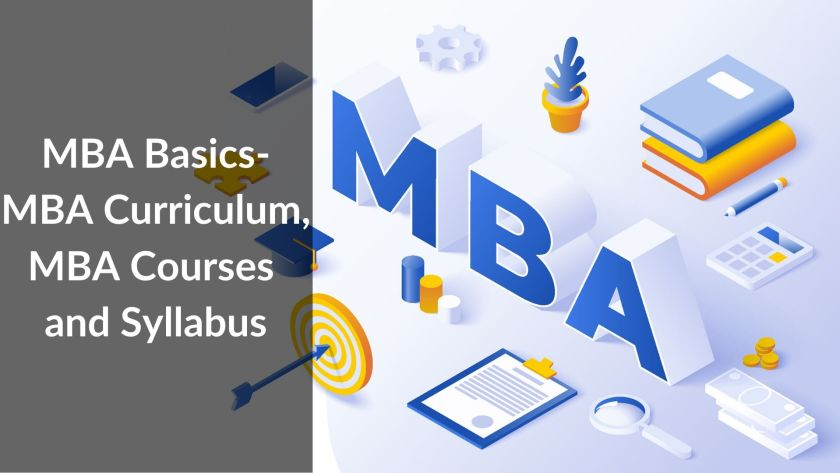 MBA Courses, Syllabus and Curriculum