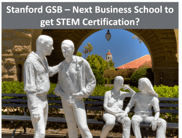 stanford-GSB-next-business-school-to-get-stem-certification