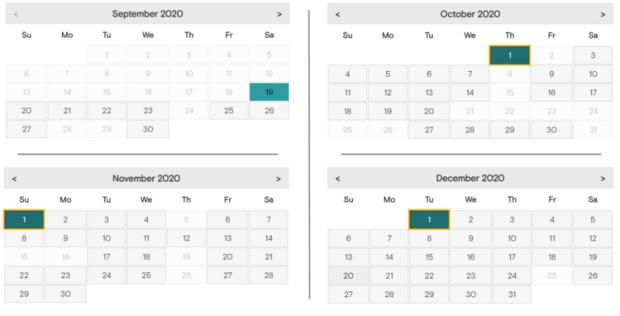 GMAT test center kolkata dates