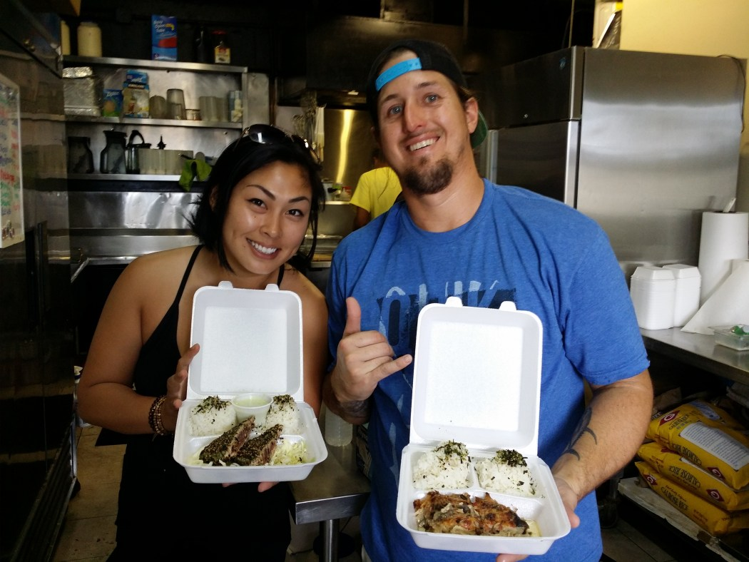 Ahi Assassins' owners Joshua Schade and Erika Luna
