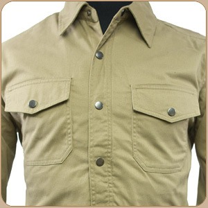 Shirts with Metal in Front: Can They Meet ASTM F1506?