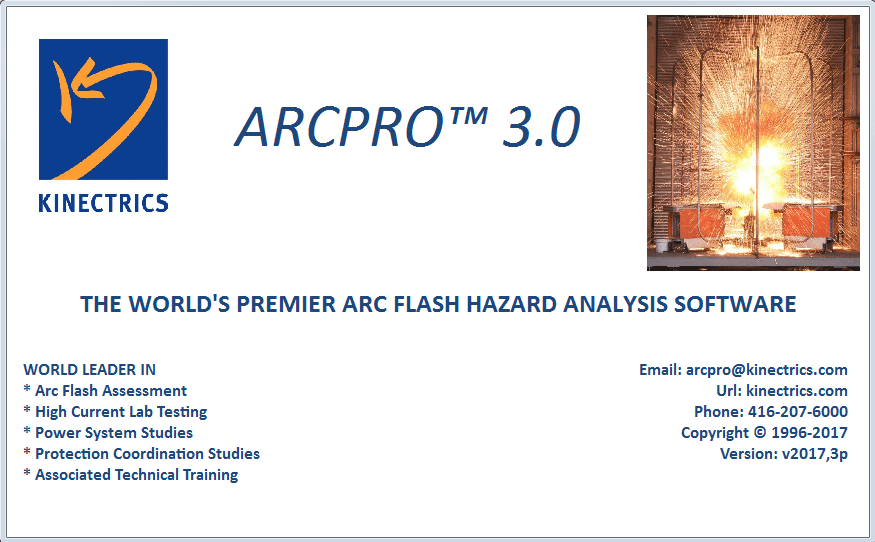 Purchase ARCPRO™ 3 with Batch Processing and DC Arc Flash Calculations from e-Hazard