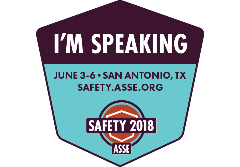 ASSE Safety 2018 Conference and Expo