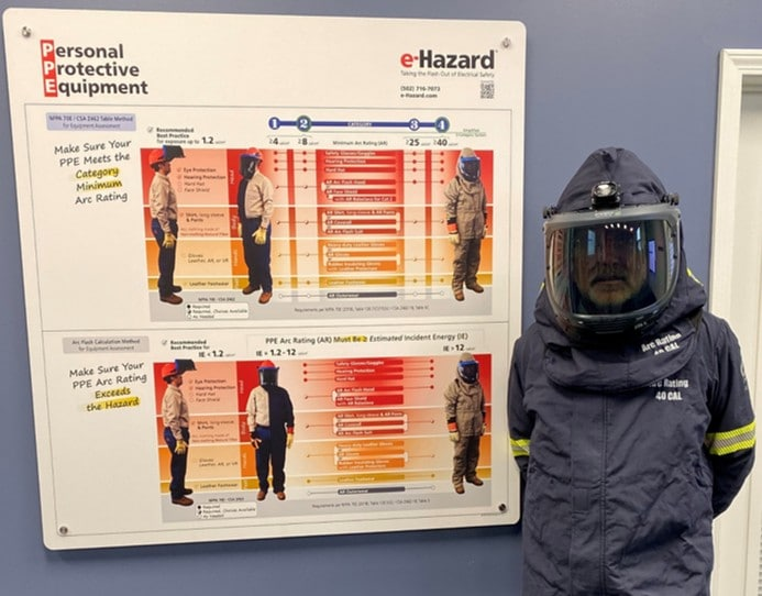 Is It OK to Share Arc Flash and Electrical PPE?