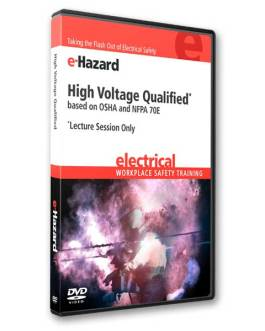High Voltage Qualified DVD Training