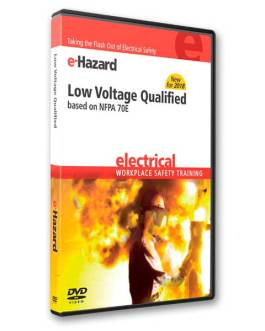 Low Voltage Qualified DVD Training