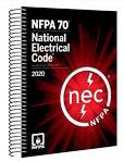 NEC NFPA 70 Spiralbound Softbound