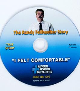 Randy Fellhoelter: I Felt Comfortable