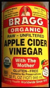 Braggs the most popuar Apple Cider Vinegar in America