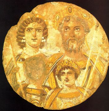 Septimio Severo, roma, emperador, emperador romano, Caracalla, Geta, damnatio memoriae
