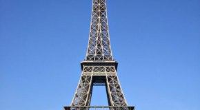 Algo breve: Construcción de la Torre Eiffel