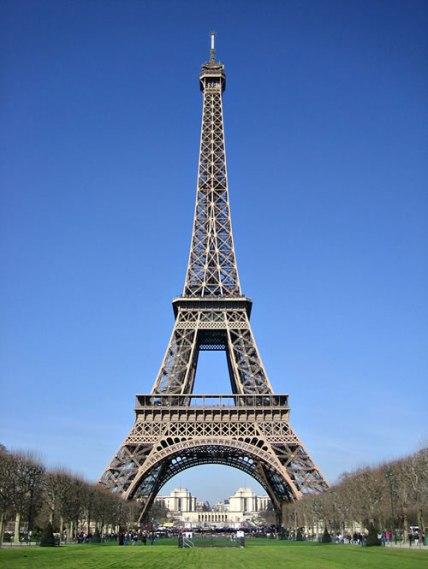 Torre Eiffel, máximo símbolo de París