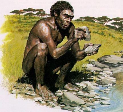 El Homo habilis fue el primero en utilizar herramientas elaboradas