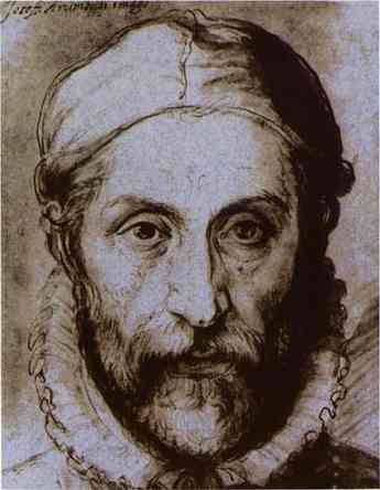 Giusseppe Arciboldo, sus obras fueron analizadas a profundidad hasta principios del siglo XX