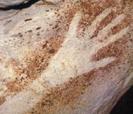 El hombre prehistórico manifestó distintas expresiones pictóricas