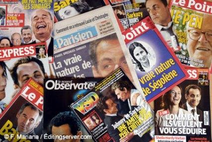 Muchas veces llamado el cuarto poder, la prensa influye de manera significativa en la vida política de los paÍses