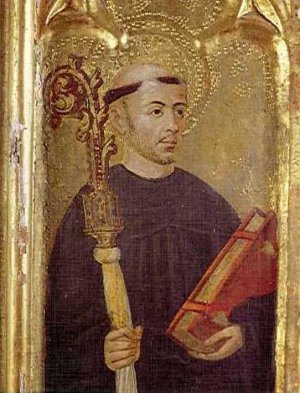 San Benito fue fundador de la orden benedictina asi como de la regla que lleva su nombre
