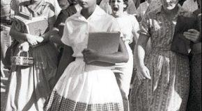 Historia de una imagen: Los nueve de Little Rock