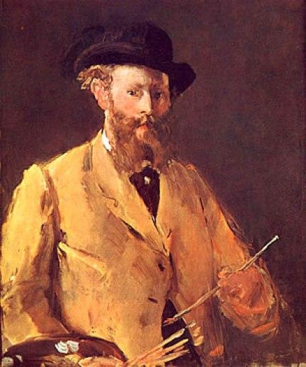 Edouard Manet es uno de los personajes más representativos del impresionismo