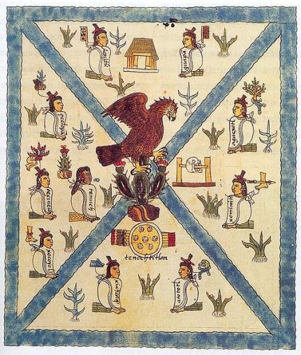 Los códices mexicas muestran historias de del México prehispánico