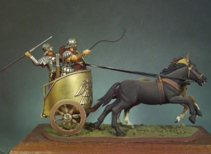 Los medios de transporte fueron adaptados y aprovechados ccon fines bélicos