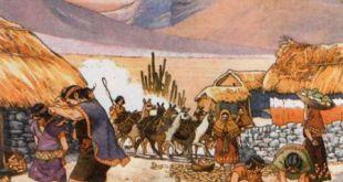 Como era la economía de los Incas