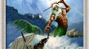 El dios Neptuno