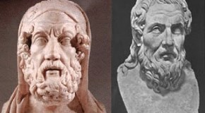 Importancia y diferencias entre Homero y Hesíodo