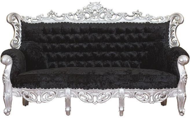 Canapé baroque